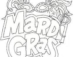 mardi gras coloring sheet printable mardi gras coloring pages