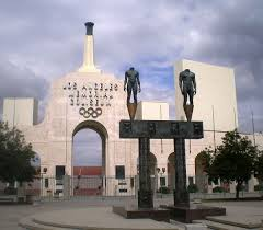 People Under The Stairs The La Song by Los Angeles Memorial Coliseum Wikipedia