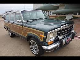1991 jeep grand edition jeep grand wagoneer 4x4 1991