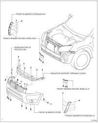toyota rav4 service manual condenser air conditioning