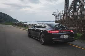 porsche panamera turbo 2017 2017 porsche panamera turbo one week review automobile magazine