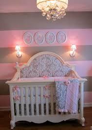 Pink And Grey Nursery Decor Baby Nursery Decor Astounding Creation Pink And Grey Baby Nursery
