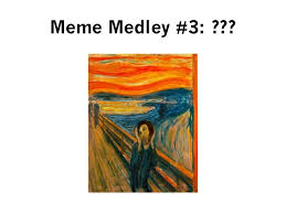 Meme Medley - digital methods initiative endofyearalert meme medley