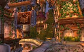 Stormwind Map Things You Might Not Know U2013 Stormwind Blessing Of Fish