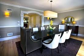 Two Tone Dining Room Paint 2 Tone Living Room Paint Ideas Two Tone Living Room Brown Bedroom