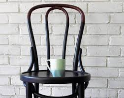 Bentwood Bistro Chair Bentwood Chairs Etsy