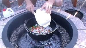 backyard cooking jambalaya youtube