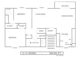 Vista Del Sol Floor Plans Vista Del Sol Apartments