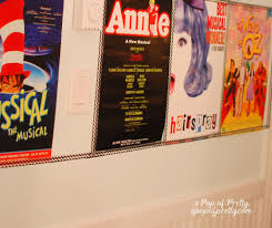 diy broadway party decor party theme ideas broadway party