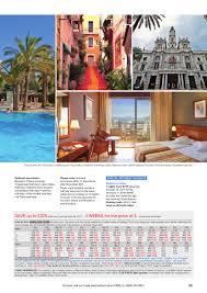 hotel s h ifach spain islands saga holidays trade winter