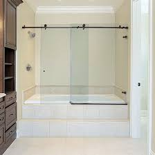 best 25 glass bathtub door ideas on