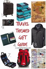 themed gifts 9 awesome gifts for your favorite traveler cosmos mariners