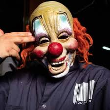 Slipknot Corey Taylor Halloween Masks by Slipknot U0027s Clown Anthropomorphize His Mask Accuses It Of