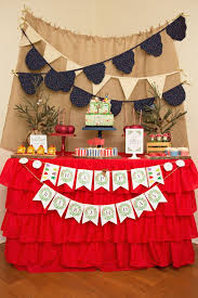 Dessert Table Backdrop by For The Dessert Table Backdrop Shauna Used Burlap Twine Snow