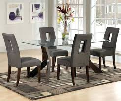 casual dining room chairs with casters vogue casual dining room