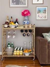 Mini Bars For Living Room by The Bar Cart Mini Bars Glasses And The Glass
