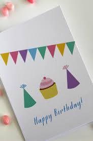printable birthday card decorations free printable blank birthday cards catch my party
