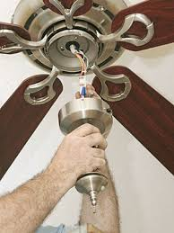 installing a new ceiling fan new york city queens and brooklyn ceiling fan installation