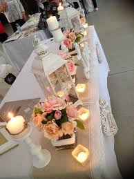 country wedding decoration vintage wedding table decorations pink