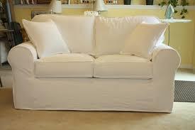 white slipcovers for sofa denim slipcovers sofa and loveseat intended for white slipcovers