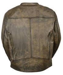 brown leather motorcycle jacket worn distressed brown leather motorcycle jacket