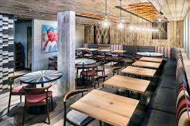 Fast Casual Restaurant Interior Design The Restaurant And Bar Design Awards Reach The 8th Edition
