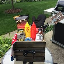 grilling gift basket diy gift idea summer bbq gift basket the gift insider