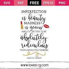 imperfection is beauty lovesvg com
