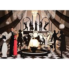 Great Gatsby Themed Party Decorations 81 Best Prom Themes Images On Pinterest Prom Themes Quinceanera