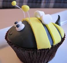 bumble bee cupcakes bumble bee cupcake