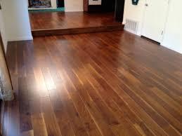 Engineered Hardwood In Kitchen Wood 35 35 Pre Finished Black Walnut T U0026g Engineered Wood Flooring