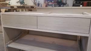 White Oak Furniture Building A Rift Sawn White Oak Buffet