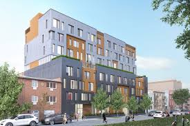 tour a mid rise multifamily passive house from the inside out