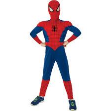 spider man muscle child halloween costume walmart com