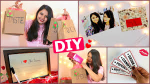 day gift ideas for him diy last minute s day gift ideas for him