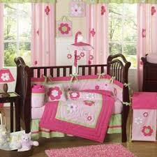 Floral Crib Bedding Sets Fantastic Flower Crib Bedding Set By Sweet Jojo Designs