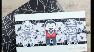 cookie cutter halloween card new 2016 stampin u0027 up catalog info