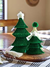 christmas tree centerpieces ideas how to make glitter christmas