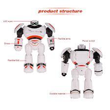 jjr c r1 rc robot slide walk shoot missile infrared control robot