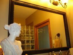 Framed Bathroom Mirrors Ideas Framed Bathroom Mirrors Ideas Home Design Ideas