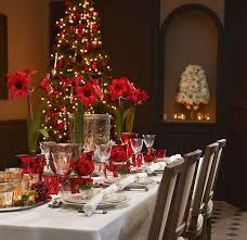 Christmas Table Decorations Traditional Christmas Table Decorations Bon Expose Museum Of