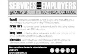 How To Write A Resume For Teacher Job by Career Services Emily Griffith Technical College
