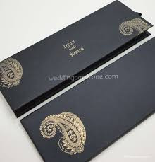 Scroll Invitation Cards Card Code H 65 B Wedding Card Zone