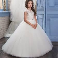 holy communion dress lace flower dresses gown holy communion dress
