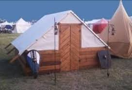 tent cabins time to build cabin pinterest tents cabin and