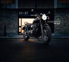 bonneville t120 range triumph motorcycles
