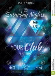 10 best images of free blank club flyer designs blank club flyer