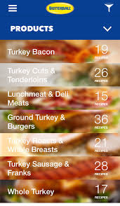butterball applications butterball cookbook plus review 148apps