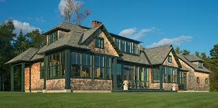 shingle style cottage shingle style house is a labor of love new hshire home