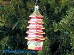 japanese pagoda ornament